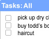 Gmail's Task feature