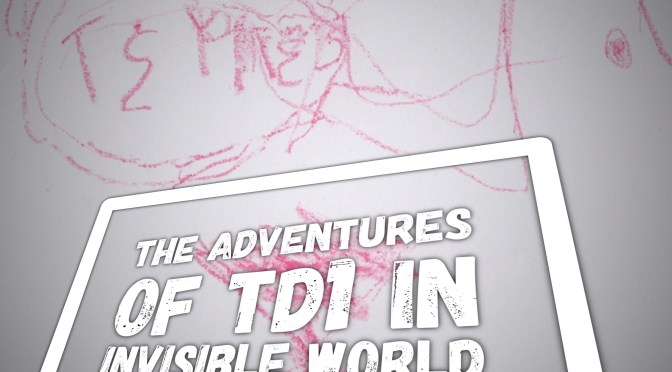 The Adventures of TD1 in Invisible World: Healthy Food and Allergies