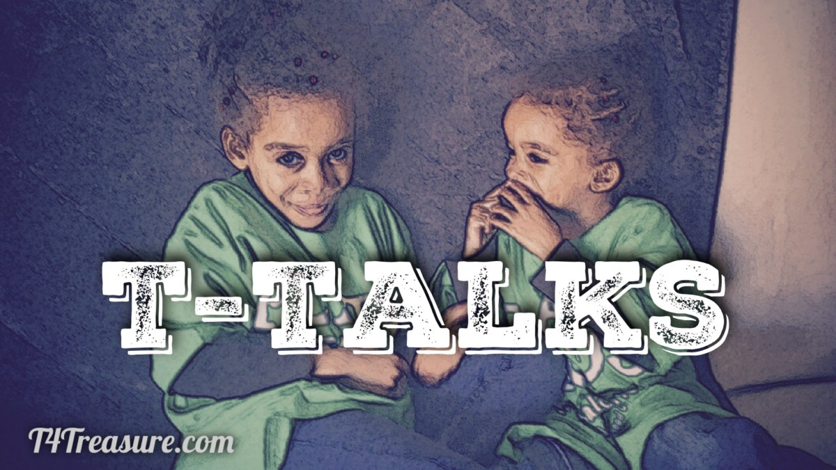 T-Talks: Forgive