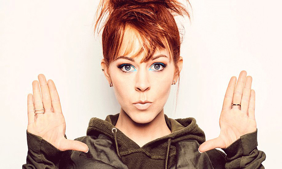 Lindsey Stirling - Brave Enough (Album Review) - Cryptic Rock