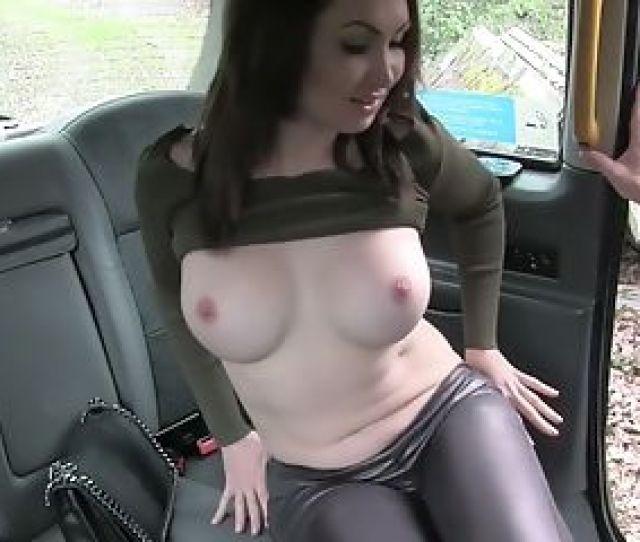 Big Tits Honey Yasmin Scott Amazing Doggystyle In The Backseat