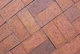 how to seal clay pavers brick paver