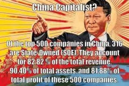 """Debunking the """"State Capitalism"""" argument through memes"""