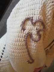 ricamo, crochet, Aquilana