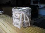 lana d'Abruzzo, barattolo, uncinetto