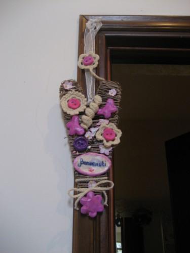 addobbo, crochet, uncinetto, lana, pasta di sale, barbara fiorentini