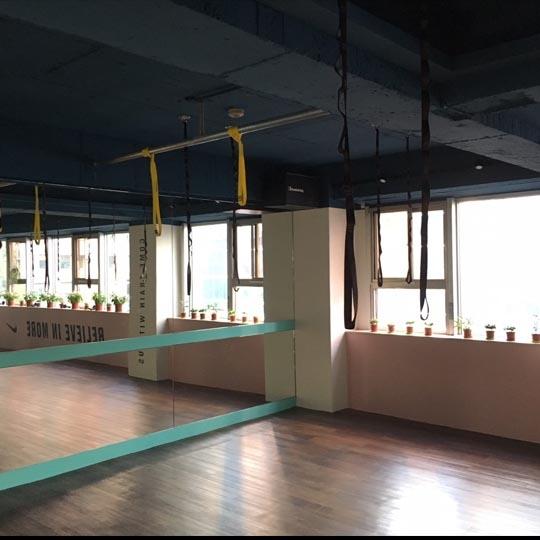 真實建築 True Archi Group-好時光女生運動樂園 Café de GTFP - 南京復興 TAG96