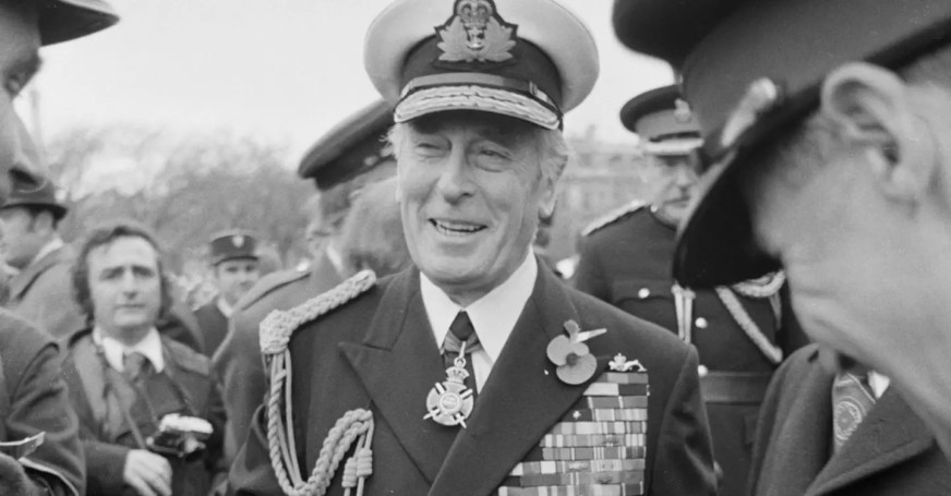 Lord Mountbatten on the Crown: His relationship with ...