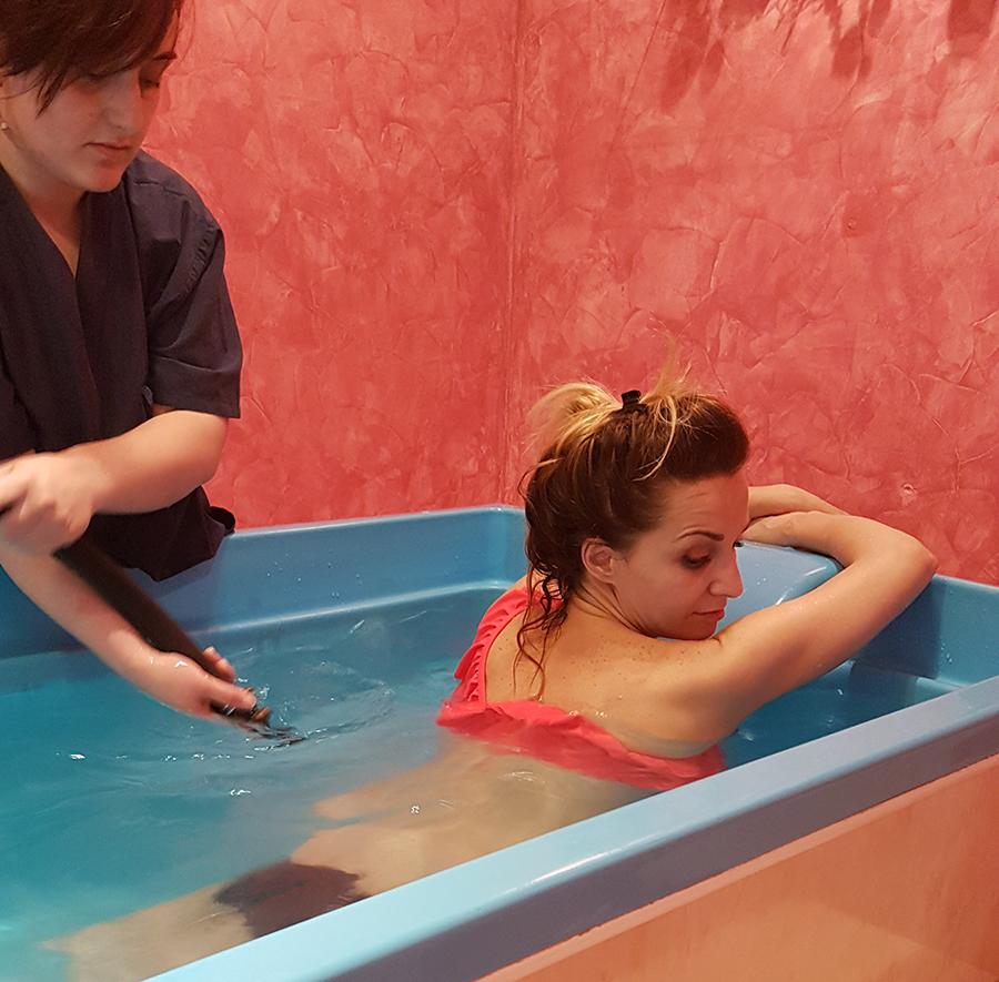 ჰიდრო მასაჟი hydro massage 3