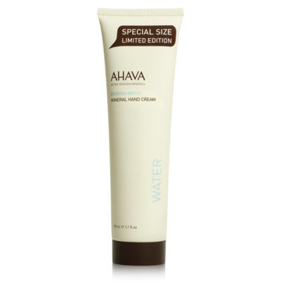 AHAVA Dead Sea Water Mineral Hand Cream