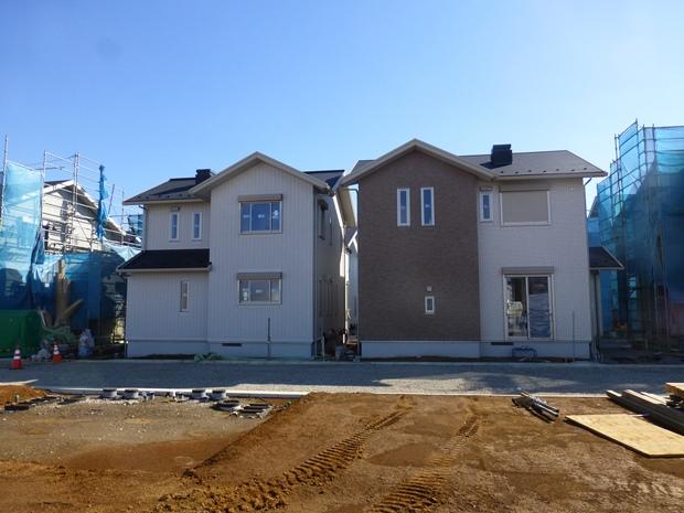 Почти готовый дом в Фудзисаве