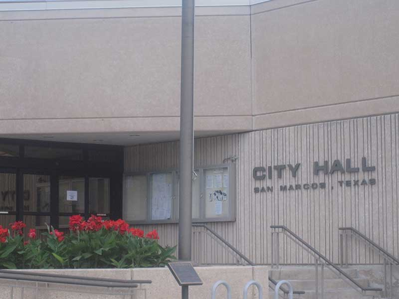 San Marcos City Hall