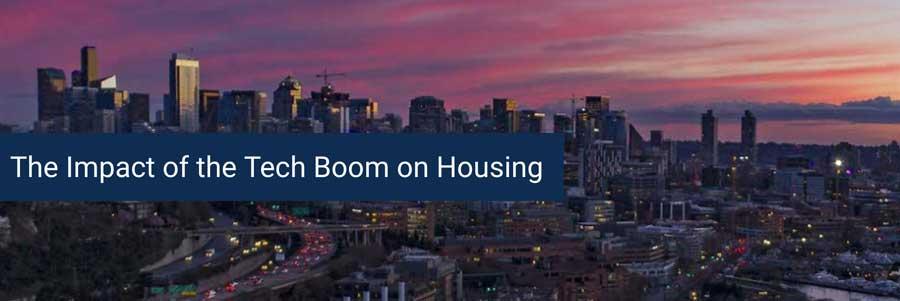 Impact of Tech Boom on Housing