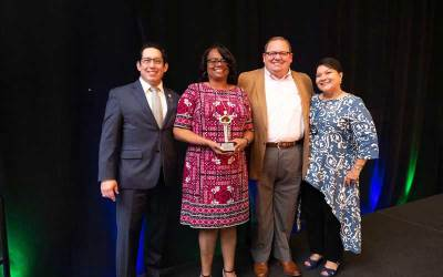 TAAHP honors Valerie Williams with Lifetime Achievement Award