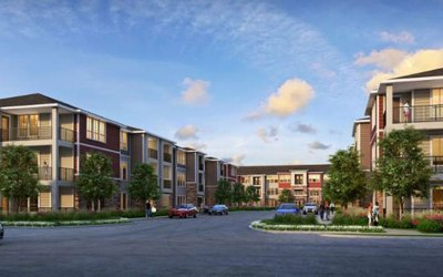 AMTEX closes financing and starts construction on 225 apartments for seniors in Austin