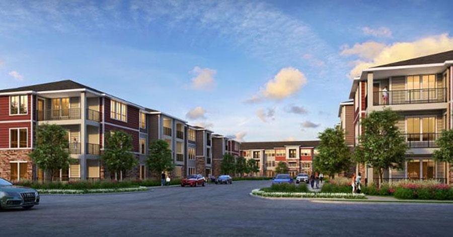 AMTEX Limestone Ridge Apartments