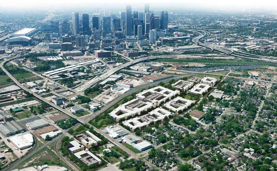 Houston Affordable Housing Hardy Yards