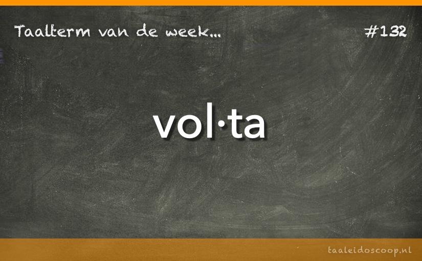 TVDW: Volta