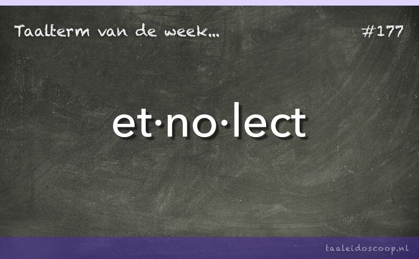 TVDW: Etnolect