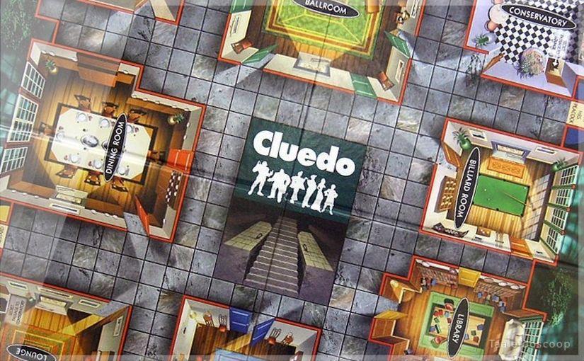 Wat hebben het bordspel Cluedo en een bol garen met elkaar te maken?