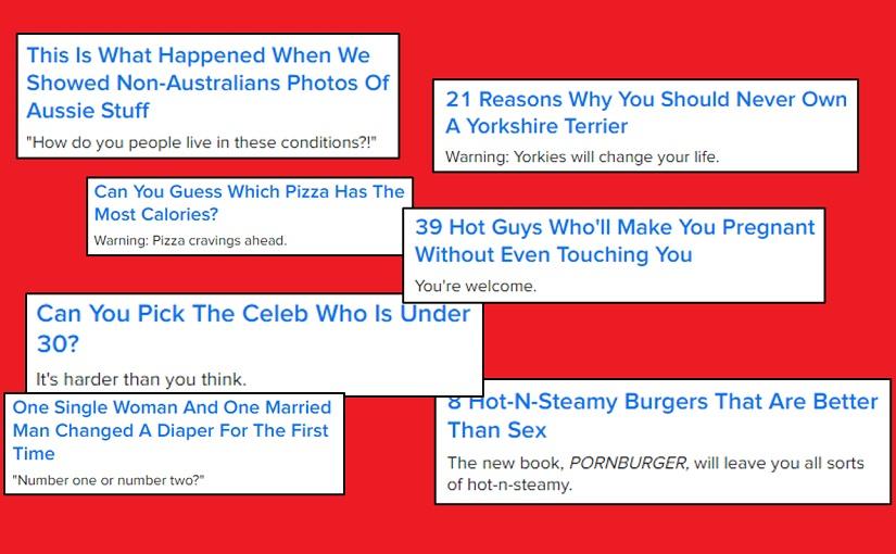 De 575 beste redenen om dit artikel telezen