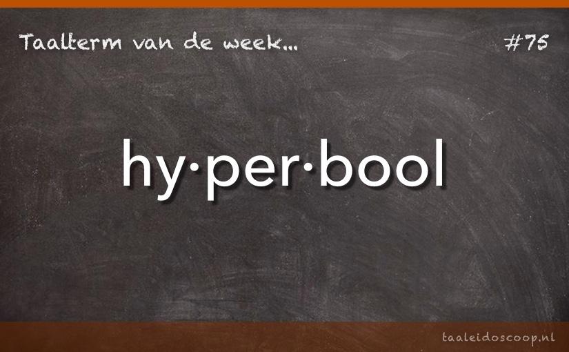 TVDW: Hyperbool