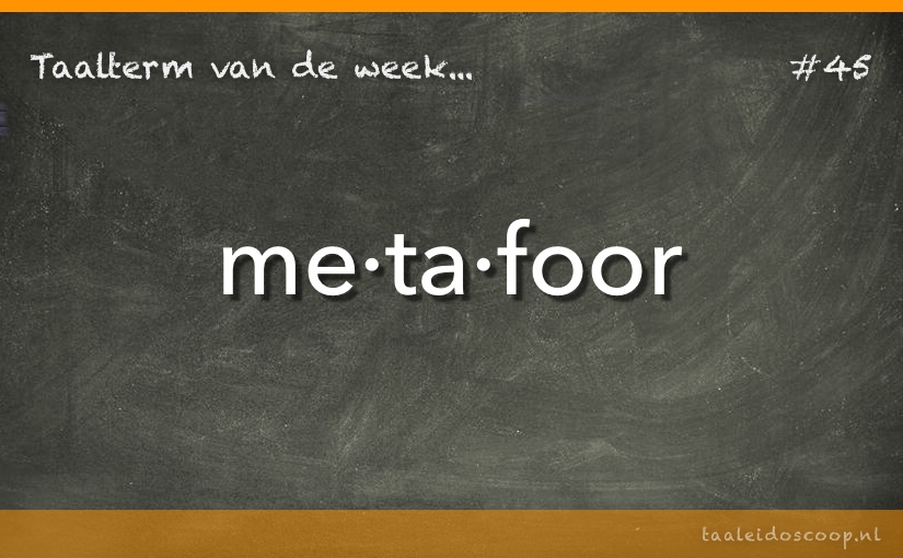 TVDW: Metafoor