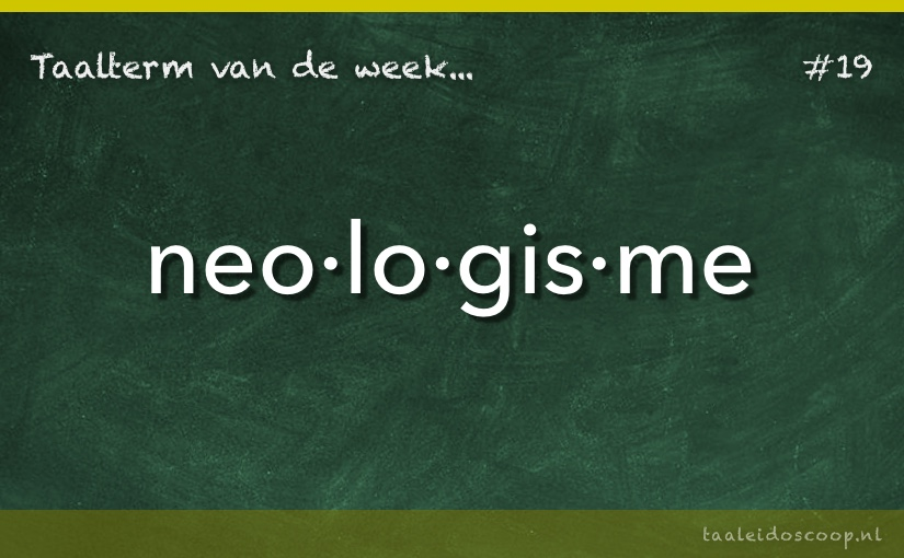 TVDW: Neologisme