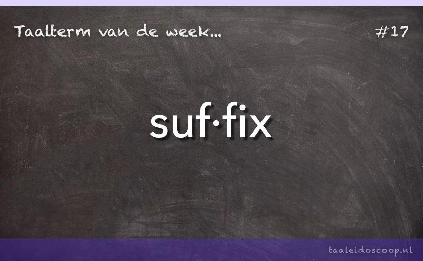 TVDW: Suffix