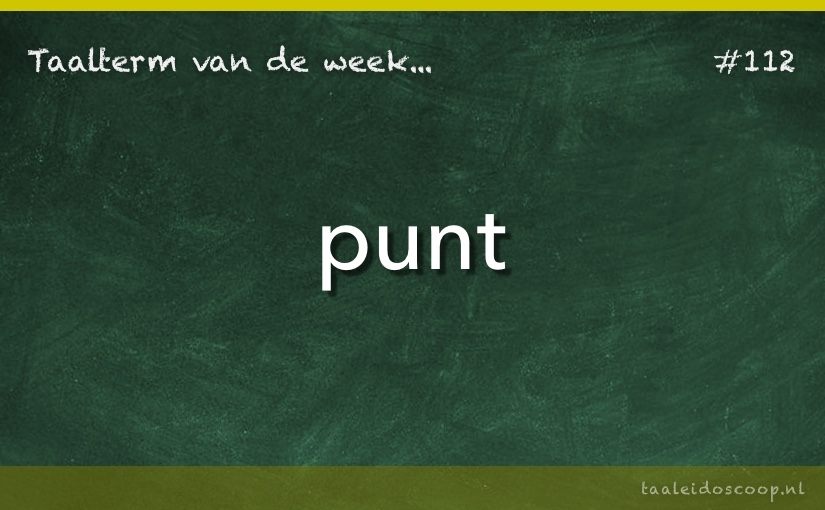 TVDW: Punt