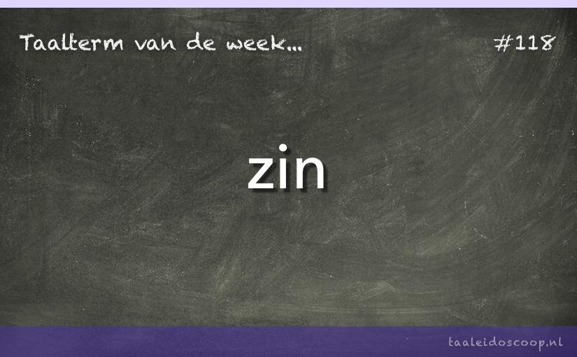 TVDW: Zin