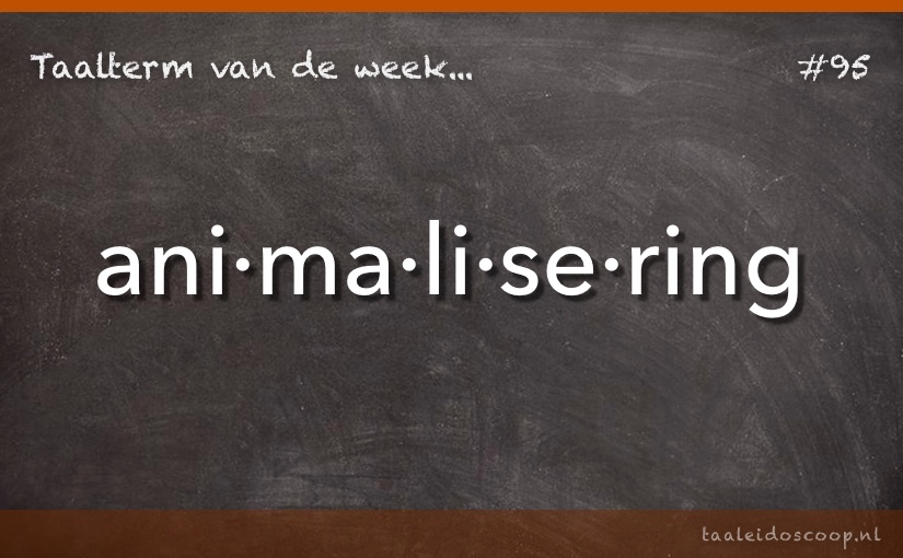 TVDW: Animalisering