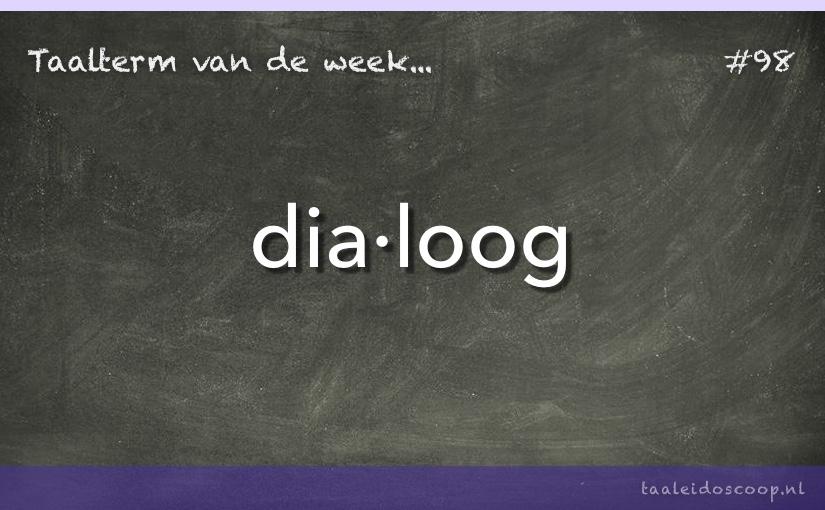 TVDW: Dialoog