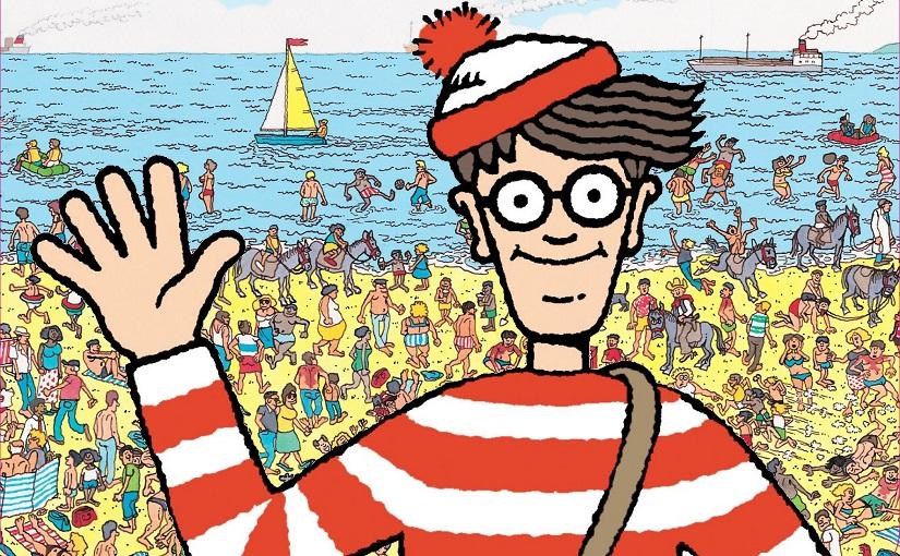 Waar is Charlie?