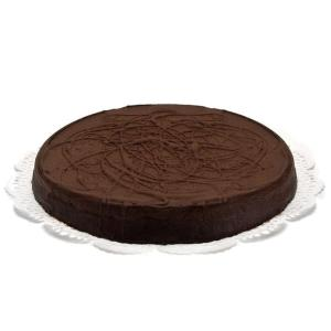 Hazelnoot Chocolade Taart