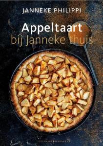 Appeltaart bij Janneke thuis