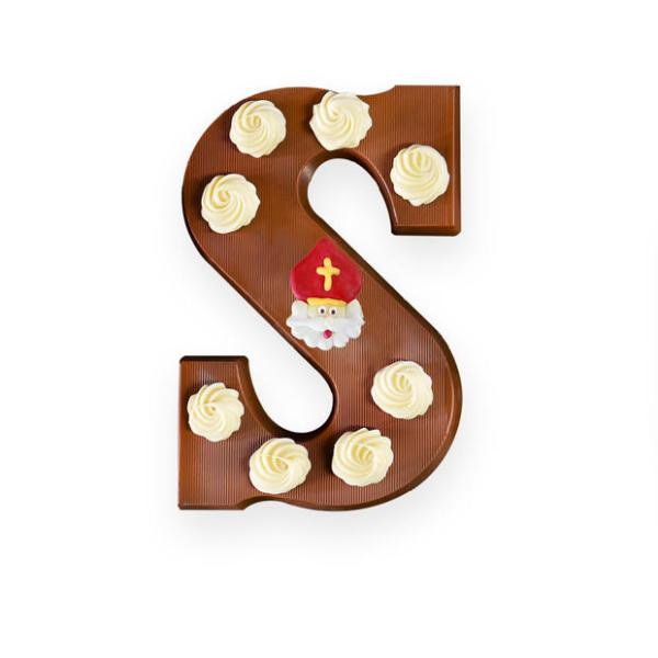 Luxe Chocolade Letter