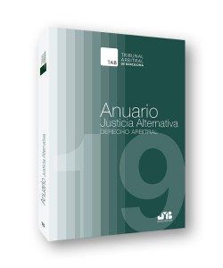 Anuario de Justicia alternativa. Volumen 15