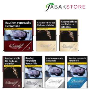 Davidoff Zigaretten Produkt Bild