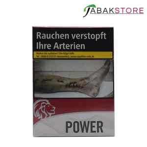 Power Red Zigarette 5,75€