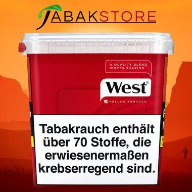 west-red-volumentabak-280g-eimer