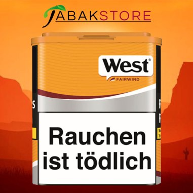 west-yellow-volumentabak-45gr