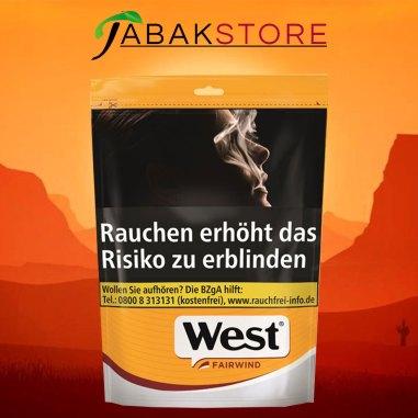 west-yellow-volumentabak-zip-beutel