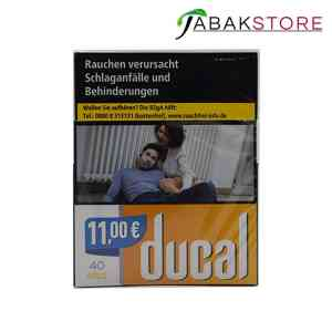 Ducal Gold 11,00€ Zigaretten