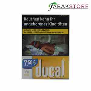 Ducal Gold 7,50€ Zigaretten