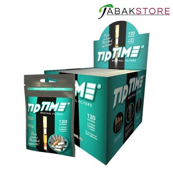 Tip-Time-Menthol-Filter
