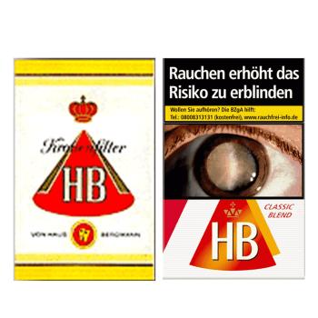 alte-und-neue-HB-Zigarettenschachtel