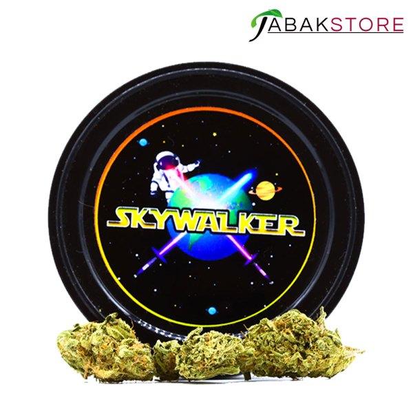 Skywalker-CBD-Blüte