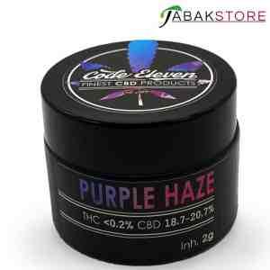 Purple-Haze-CBD-Blüten