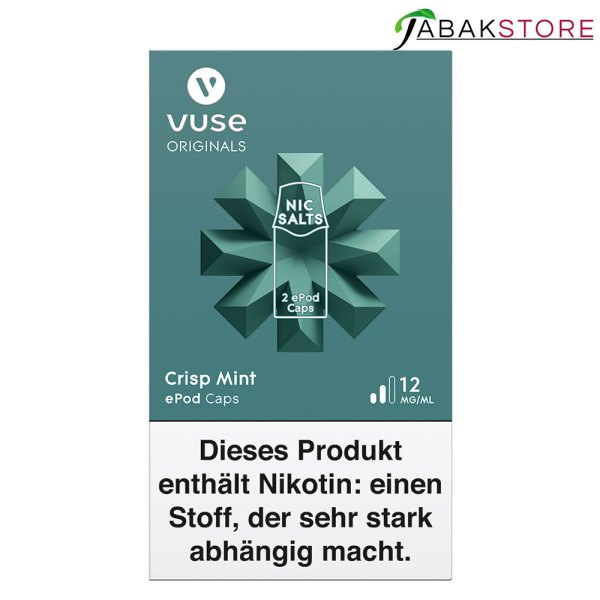 Vuse-epod-caps-crisp-mint-12-mg-ml-nikotin